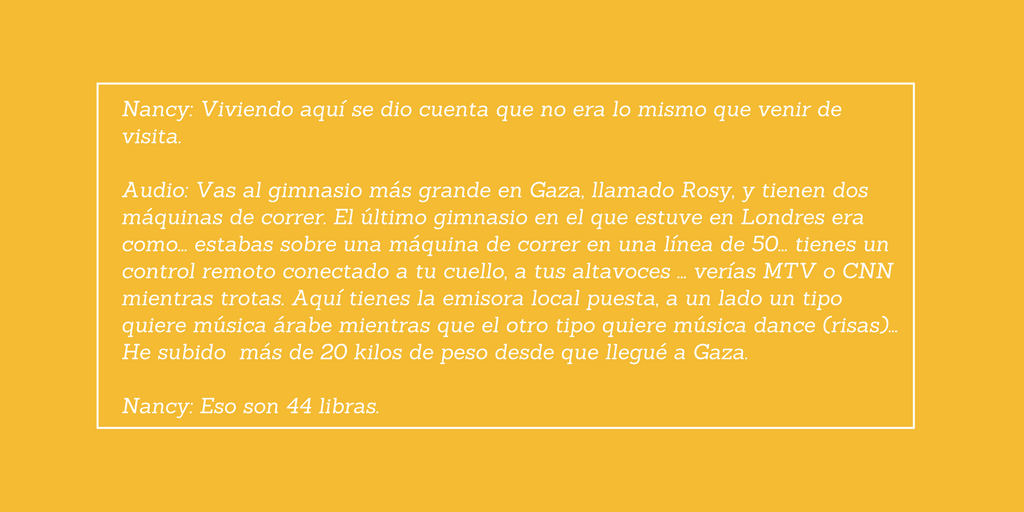 Guion – Escuela Radio Ambulante